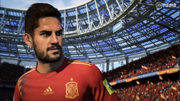 El Mundial de Rusia podrá jugarse en FIFA 18
