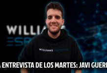 La entrevista de los martes: Javi Guerra, Team Manager de Williams eSports.