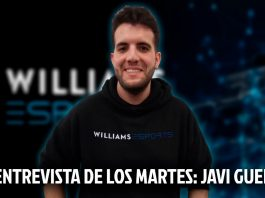 La entrevista de los martes: Javi Guerra, Team Manager de Williams eSports.