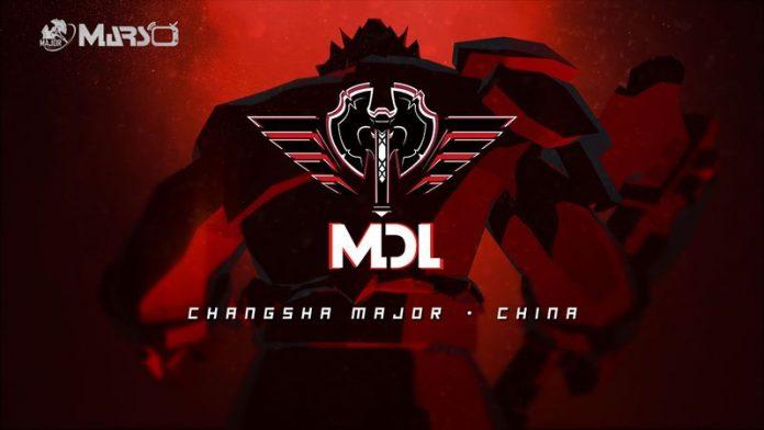 MDL Changsha Major Dota 2