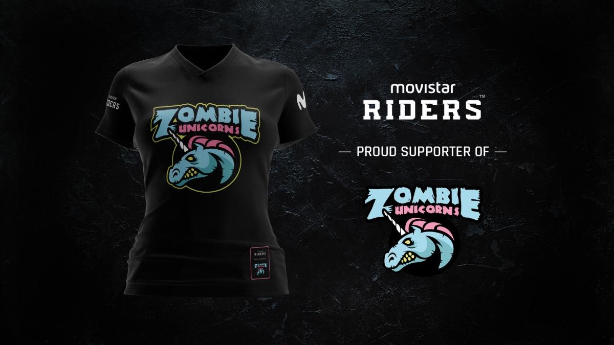 Movistar Riders presenta a Zombie Unicorns, su equipo femenino de LoL