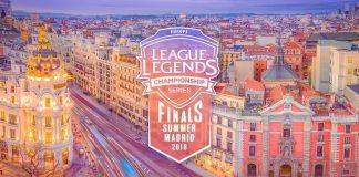 Madrid acogerá la final de verano de la LCS EU 2018