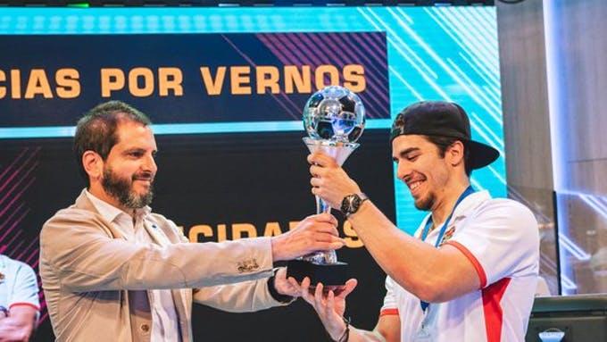 Jra Lion gana la Movistar ESL Pro Challenge de FIFA 18