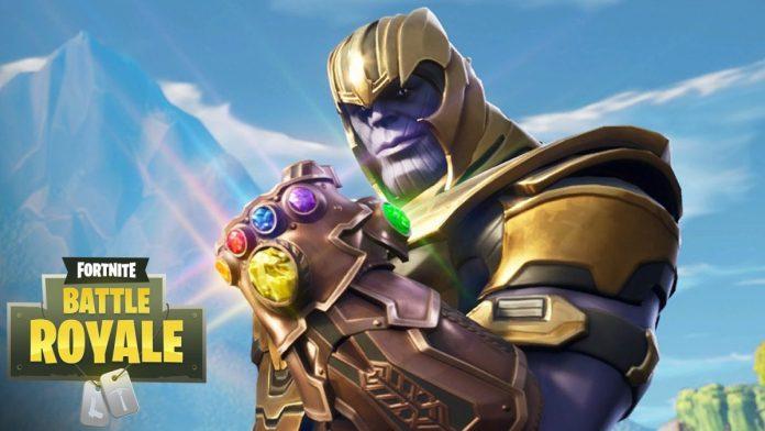 Parche 4.1 de Fortnite: conviértete en Thanos