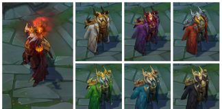 Vuelven los chromas a League of Legends