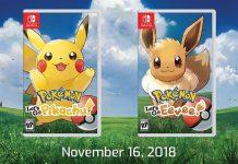 Los nuevos Pokémon para Switch ya son una realidad