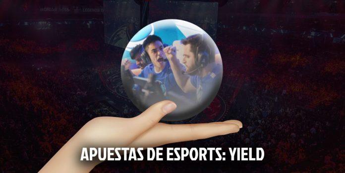 Introducción a las apuestas de eSports: Yield