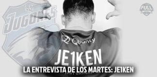 Entrevista Je1KeN