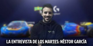 Entrevista a Néstor García, piloto de FA Logitech g2