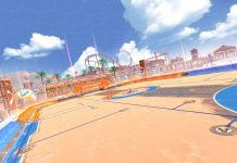 Mapa de Rocket League: Salty Shores
