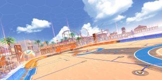 Mapa de Rocket League: Salty Shores