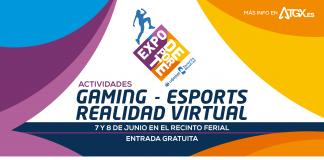 Los eSports estarán presentes en ExpoDeporte 2018 gracias a TGX