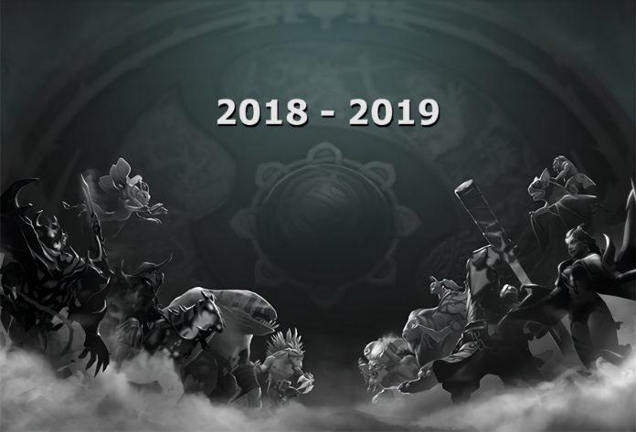 Anunciada nueva temporada del Dota Pro Circuit 2018-2019