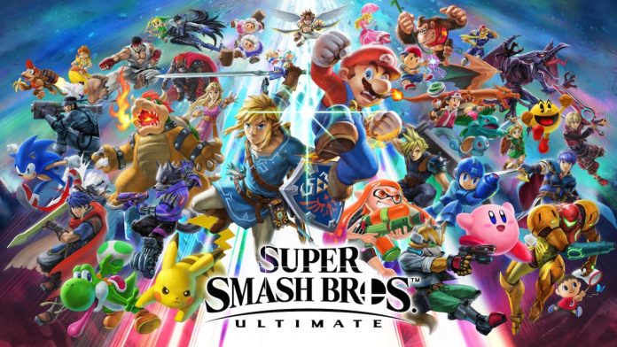 El regreso de un grande: Super Smash Bros Ultimate