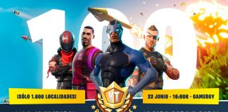 El torneo presencial de Fortnite con 100 youtubers en Gamergy