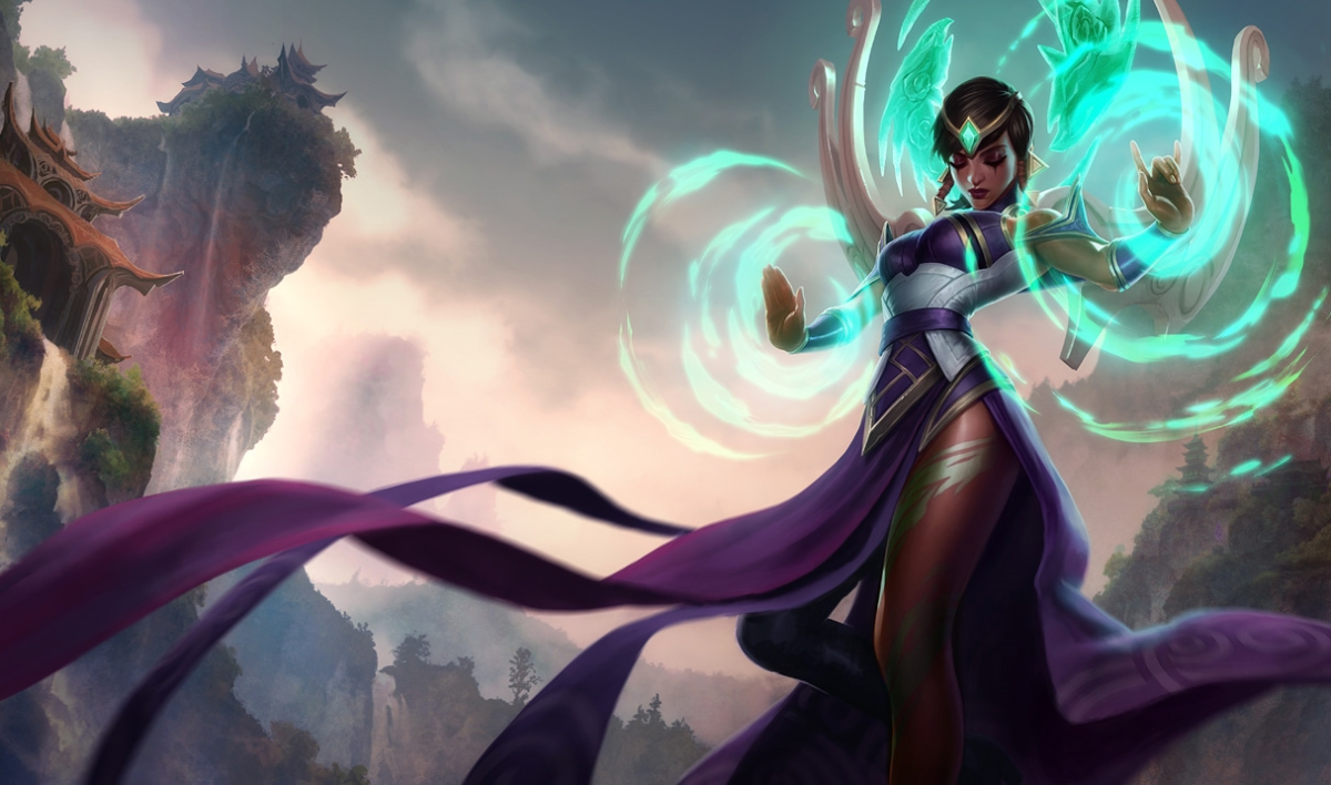Cambios del Parche 8.12 de League of Legends