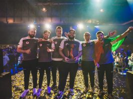 Vodafone Giants arrasó en CS:GO en Gamergy