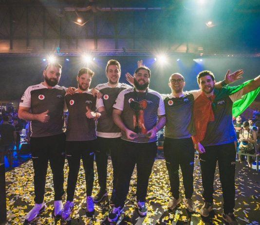 Vodafone Giants arrasó en CS:GO en Gamergy