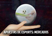 Introducción a las apuestas de eSports: Mercados