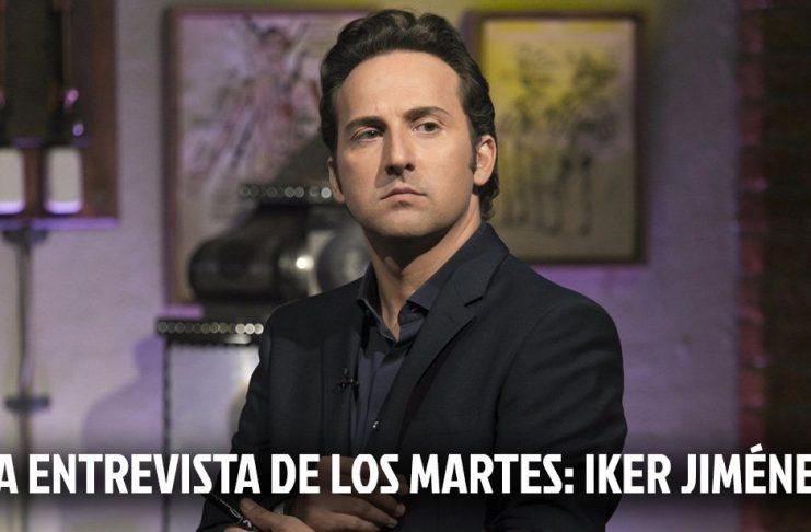 Entrevista a Iker Jiménez