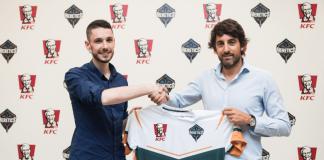 KFC entra en los eSports de la mano de Team Heretics