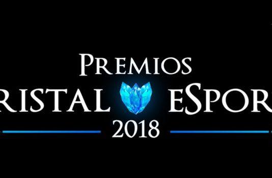 Nominados para los Premios Cristal eSports 2018
