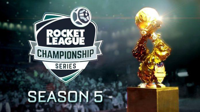 Mañana empiezan las finales de la RLCS Season 5 de Rocket League