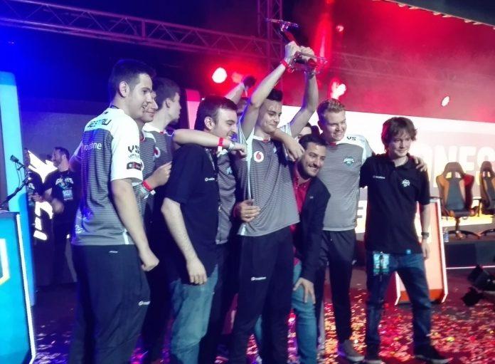 Vodafone Giants, incontestable campeón de SuperLiga de Clash Royale