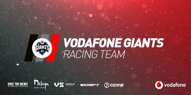 Vodafone Giants Racing Team