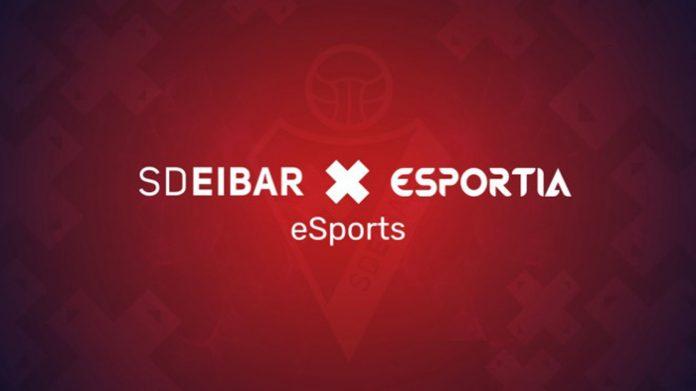 SD Eibar y Esportia, juntos apostando por los deportes electrónicos