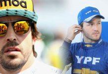 Fernando Alonso y Agustín Canapino, protagonistas de la semana