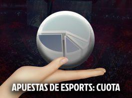 Introducción a las apuestas de eSports: Cuota