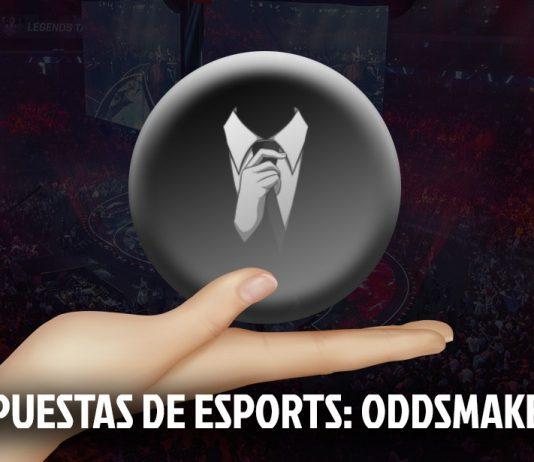 Introducción a las apuestas de eSports: Oddsmaker