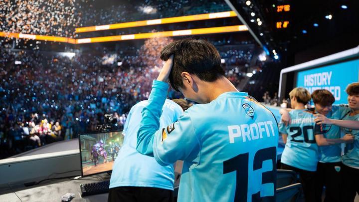 'Profit' hizo una final redonda, llevando a su equipo a la victoria.