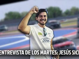 La entrevista de la los martes: Jesús Sicilia, piloto de Odox Motorsport