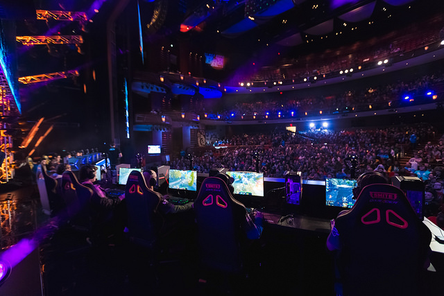 Smite World Championship 2018, Atlanta