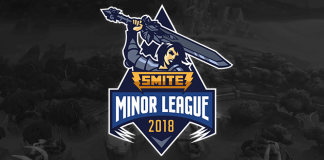 Logo de la Smite Minor League