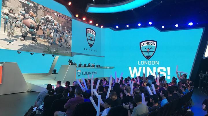 London Spitfire consiguió ganar a Los Angeles Gladiators en los cuartos de final.