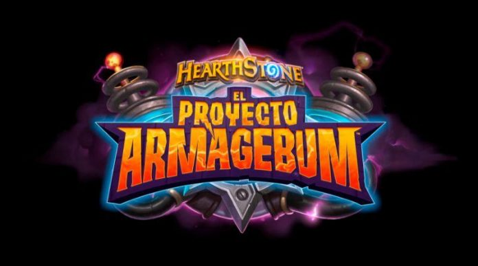 El Proyecto Armagebum, la nueva expansión de Hearthstone, llegará el próximo día 7 de agosto