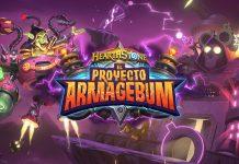 ¡Las primeras cartas de El Proyecto Armagebum ya han sido reveladas!