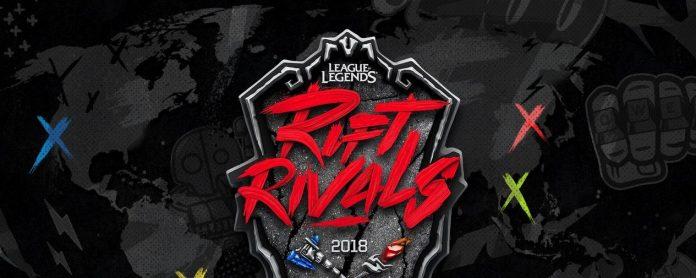 Rift Rivals 2018; Norteamérica vs Europa