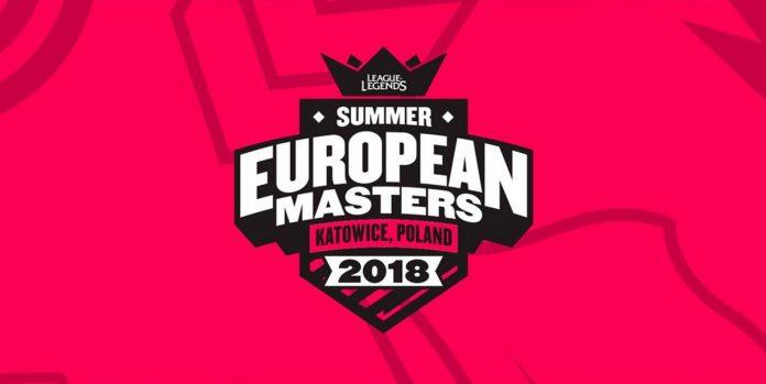 La European Masters de verano 2018 repartirá un total de 150.000€