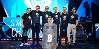 G2 se hace con el Six Major Paris 2018 de Rainbox Six Siege