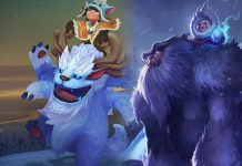 Llega a League of Legends la nueva versión de Nunu & Willump