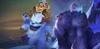 Llega a League of Legends la nueva versión de Nunu & Willump