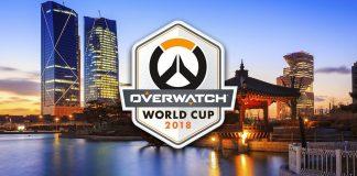 Overwatch World Cup 2018: Previa del clasificatorio de Incheon