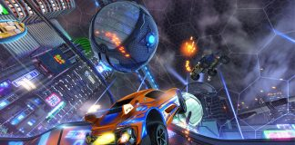 Rocket League de Psyonix