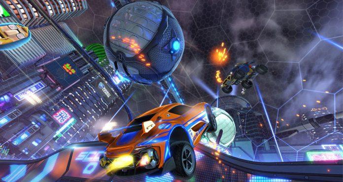Rocket League de Psyonix