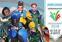 Juegos de Verano 2018 de Overwatch