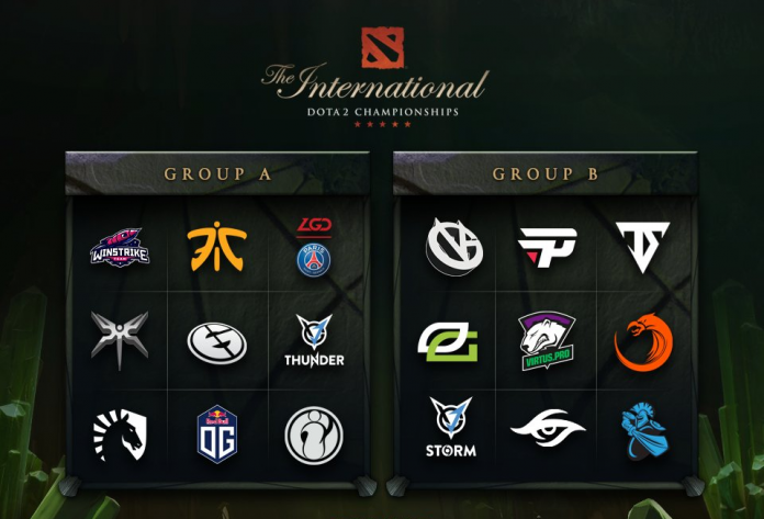 La fase de grupos de The International 8 comienza en breve, y con ella la posibilidad de participar en la Fantasy League del International